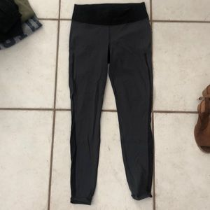 Lulu lemon grey leggings